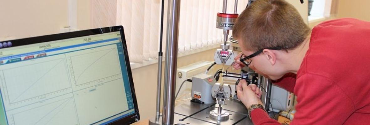 Проведение испытаний в лаборатории кафедры РК5